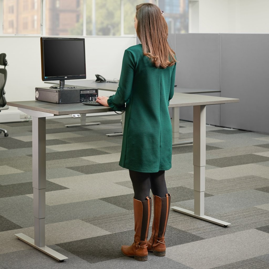 Lavoro Sit Stand Desk Range