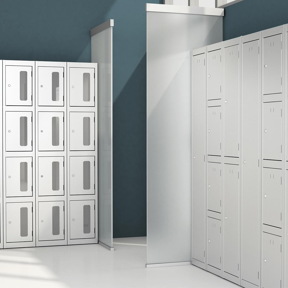 Silverline Kontrax Lockers