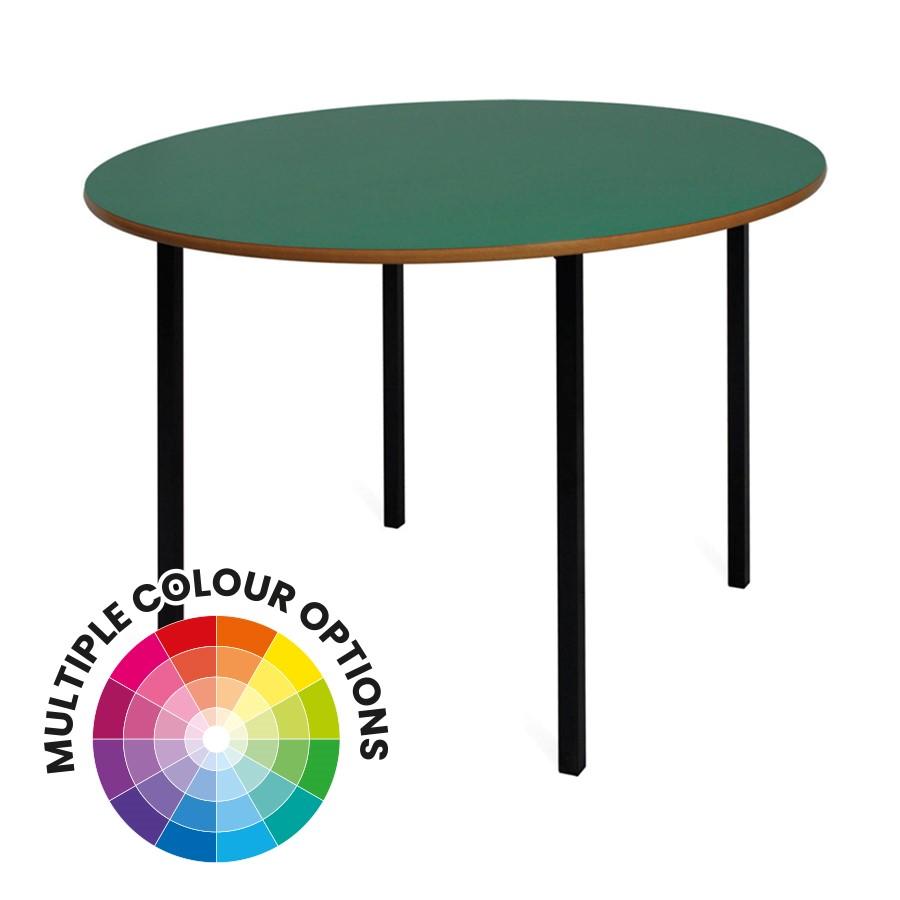 Classroom Tables - PVC Edge