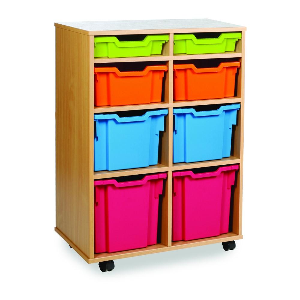 Variety Tray Storage