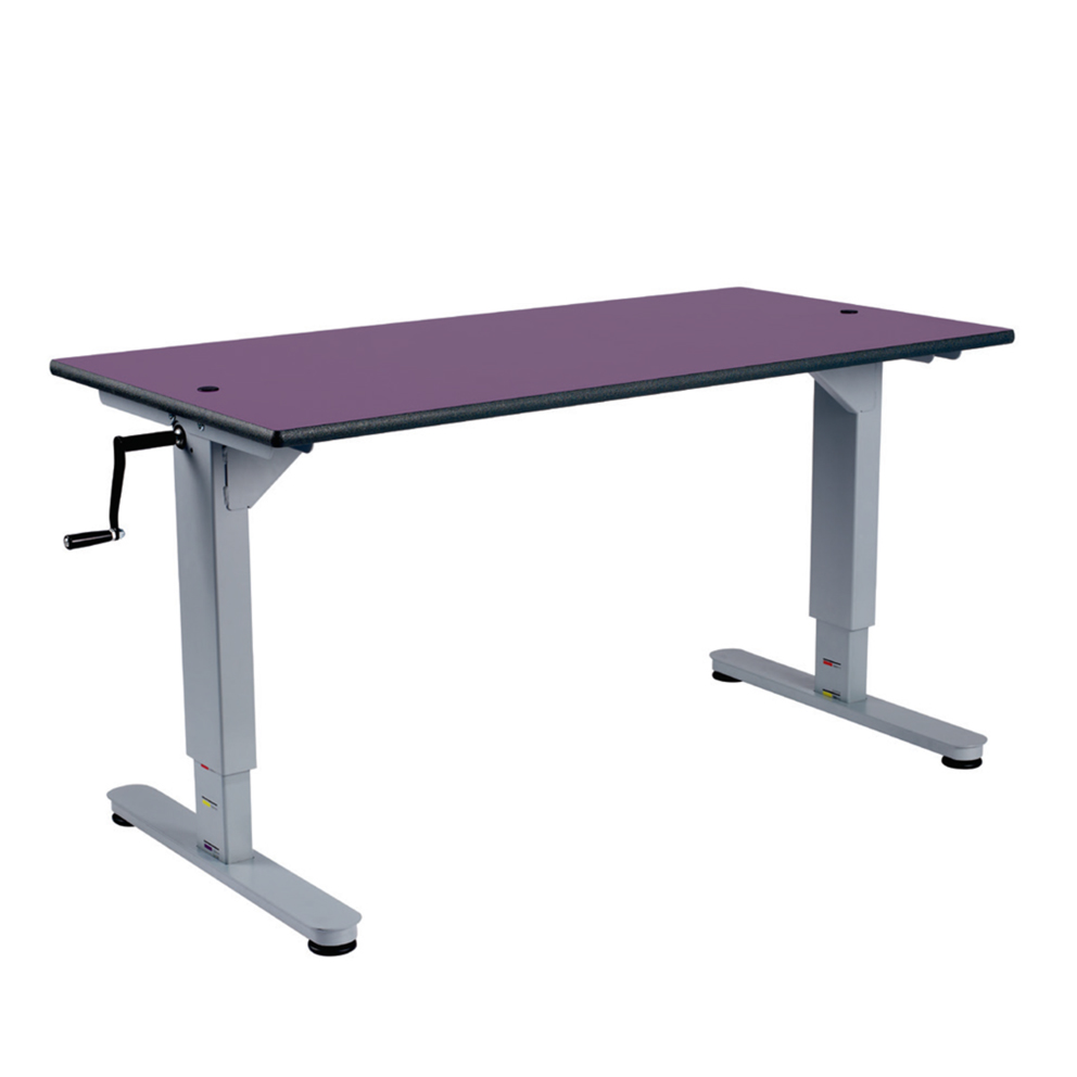 Height Adjustable Classroom Table