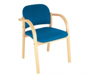 Wooden Frame Side Chairs