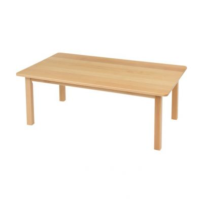 Solid Beech & Beech Veneer Tables