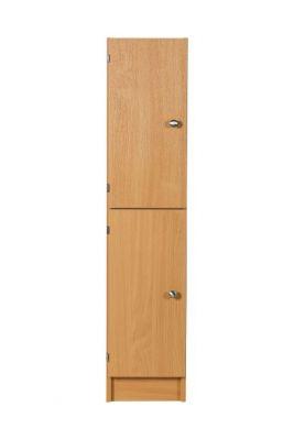 Willow Wooden Lockers