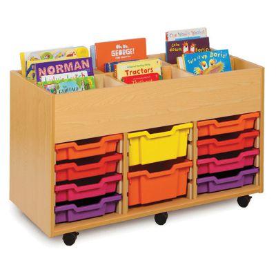 Kinderbox Book Storage Units