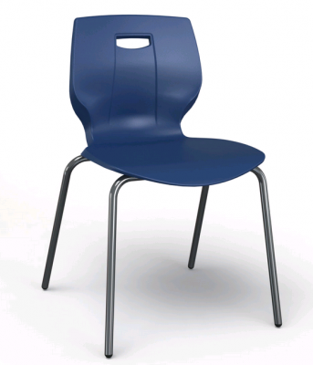 Geo 4 Leg Classroom Chair