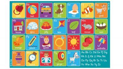 Alphabet Carpets