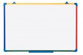 School Mate Double Sided Non Magnetic Whiteboard - 600x450