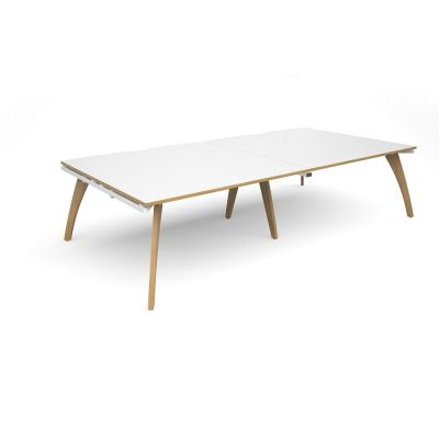 Fuze Rectangular Meeting Table