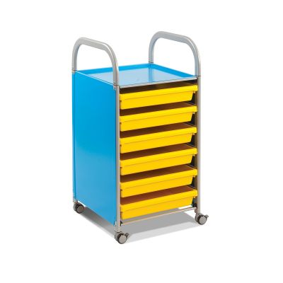 Callero Metal A3 Paper Trolley