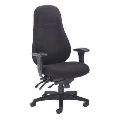 Cheetah Fabric Task Chair