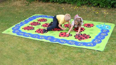Back to Nature Themed Outdoor Play Mats