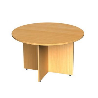 Circular Boardroom Table
