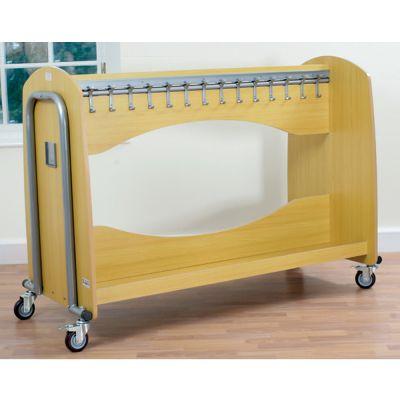 Tuf2 Classroom Cloakroom Trolley
