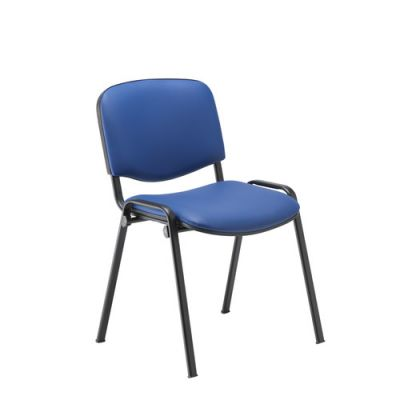 Club Vinyl Meeting Chair