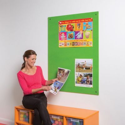 ColourPlus Unframed Noticeboard