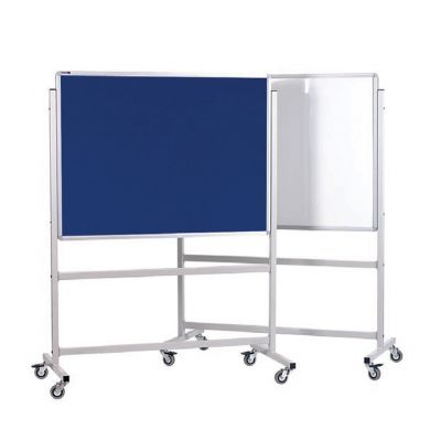 Combination Of Non Magnetic HPL Whiteboard/Noticeboard