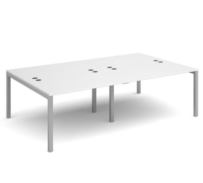 Connect Bench Desking 4 Person