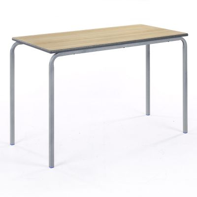 Newport MDF Rectangular Classroom Table - Crush Bent