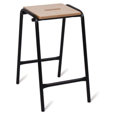Advanced Wooden Top Stool