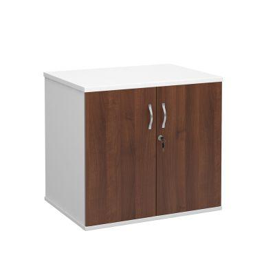 Deluxe Desk High Cupboards