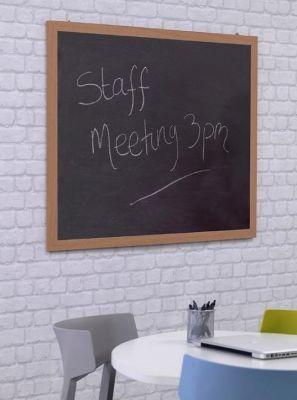 Eco Friendly Chalk Writing Board