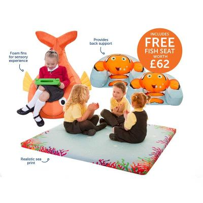 Soft Seating  - Sealife Package