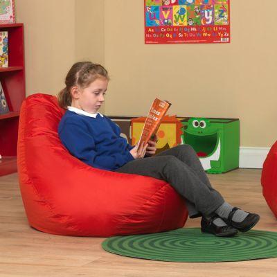 Children's Bean Bag Reading Chair