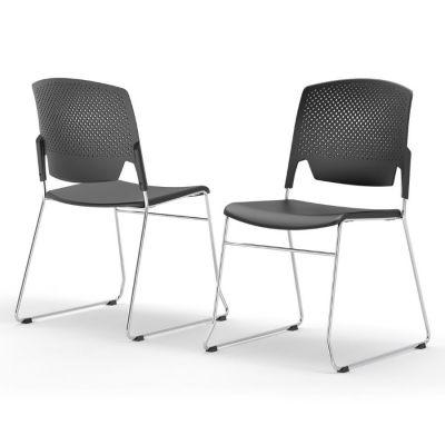 Edge Skid Base Meeting Chair