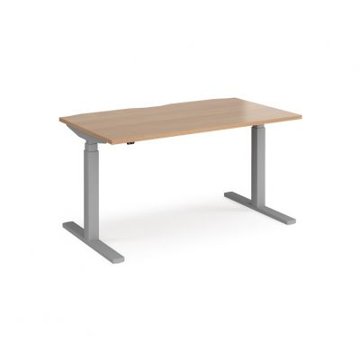 Elev8 Touch Sit Stand Single Desk