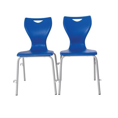 EN 4 Leg Linking Chair