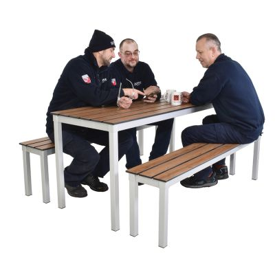 Gopak Enviro Compact Table and Bench