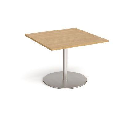 Pedestal Base Meeting Tables