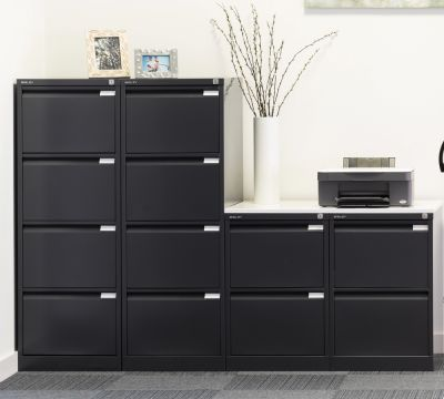 Bisley Executive Filing Cabinets