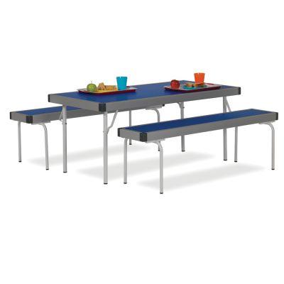 Fast Fold Aluminium Tables & Benches