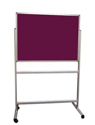 Double-Sided Combination Fixed Mobile Board