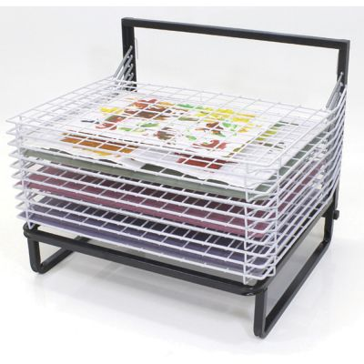 Spring Loaded Drying Racks