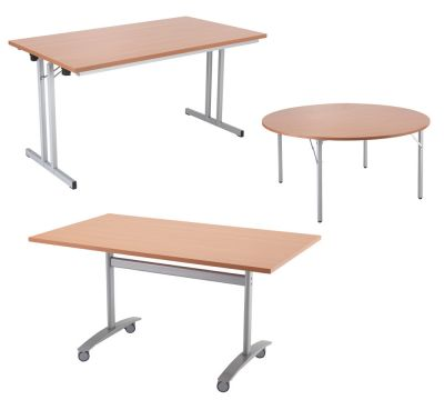Folding & Tilting Tables