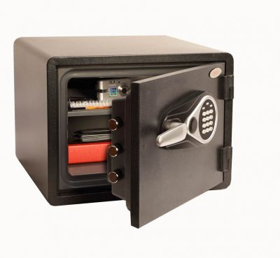 Titan Aqua Fireproof and Water Resistant Safe - 24 Litre Capacity