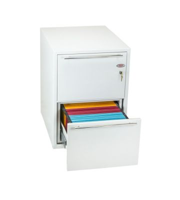 "Archivo Fire 25"" File Cabinet - 2 Draw"