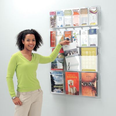 All Clear Leaflet Dispenser