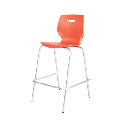 Geo Poly Student ICT High Stool