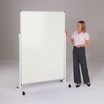 WriteOn Height Adjustable Mobile Whiteboards