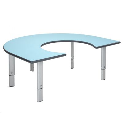 Horseshoe Height Adjustable Tables