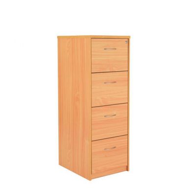 Innovate Deluxe 4 Drawer Filing Cabinet