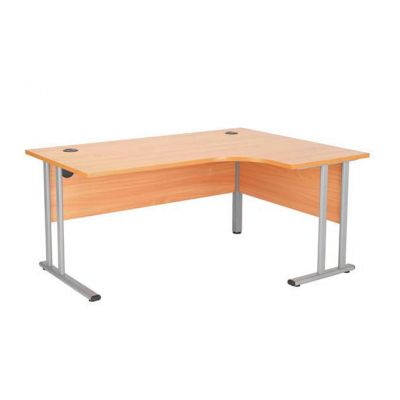 Innovate Crescent Cantilever Workstation