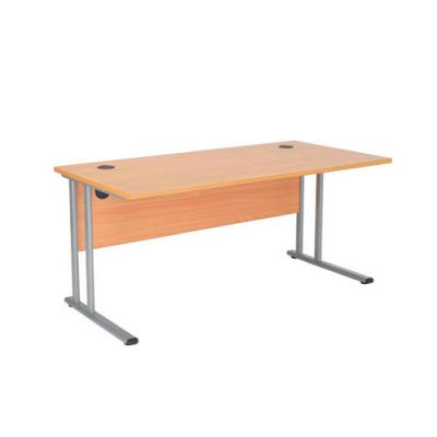 Innovate Rectangular Cantilever Workstation