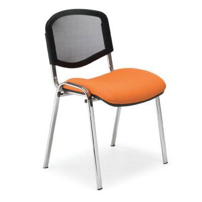 ISO Ergo Mesh 4-leg Chair