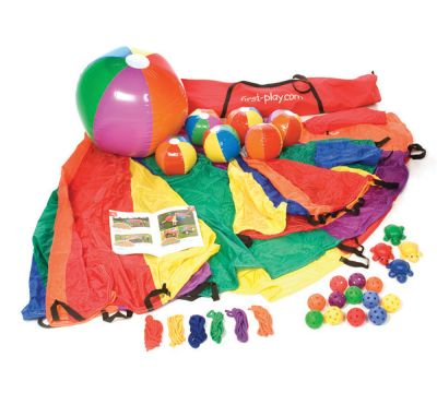 Junior Parachute Resource Packs