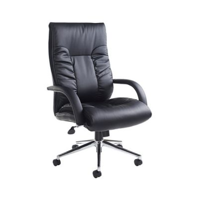 Kristoff Leather Faced Executive Chair